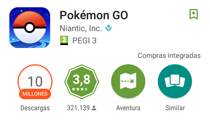 Pokémon GO Play