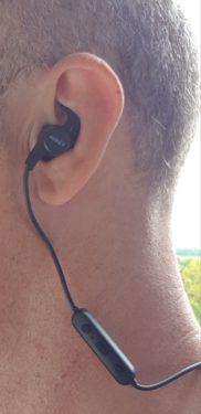Oído izquierdo L