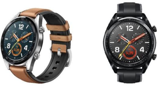 Huawei Watch GT correas de 10.6mm.