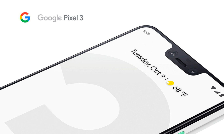Google Pixel 3 4