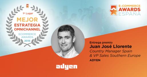 Juan José Llorente,Country Manager de Adyen en España