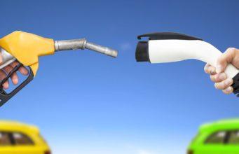 Coche eléctrico vs explosión.
