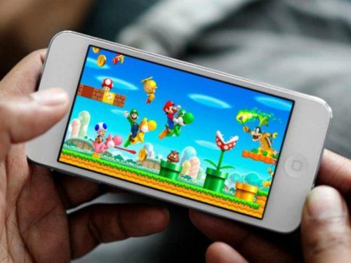 Juegos móviles para todos los gustos.