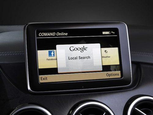 Daimler y Google.