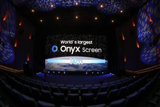 Samsung Onyx, 14 metros de ancho y calidad 4K